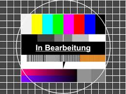HP in Bearbeitung